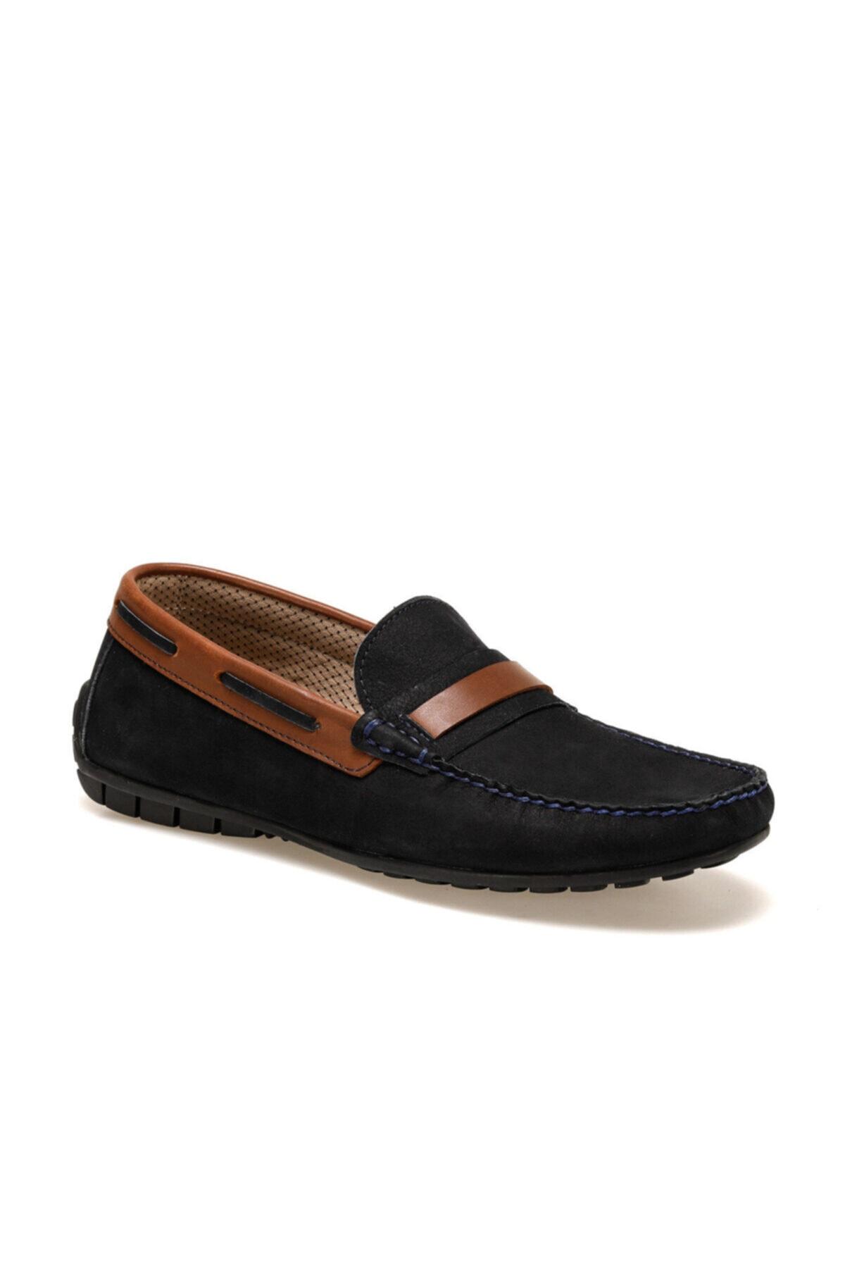 OXIDE LF80 Lacivert Erkek Loafer Ayakkabı 100518285 1