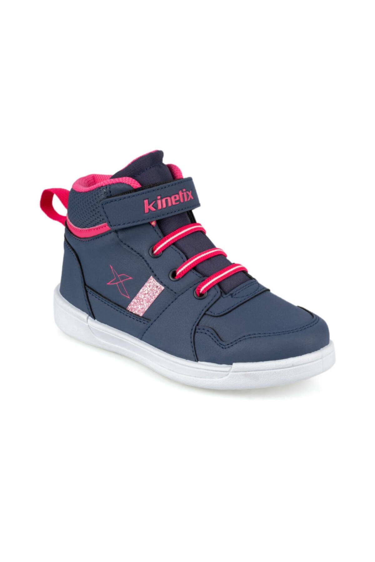 Kinetix ENKOS HI 9PR Lacivert Kız Çocuk Sneaker Ayakkabı 100425523 1