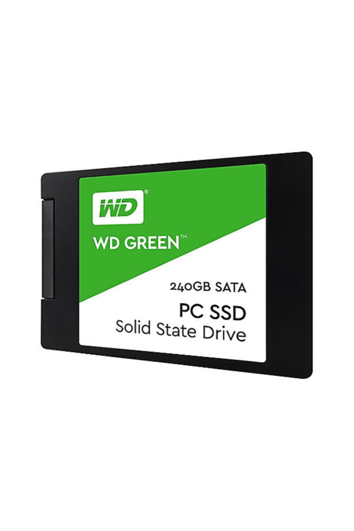 """WD Green 240 Gb Wds240g2g0a 2.5"""" Sata 3.0 Ssd 1"""