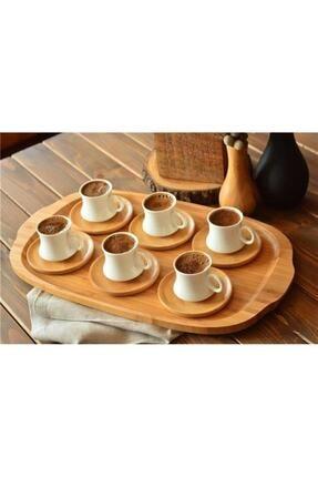 Bambum Largi 6 Kişilik Kahve Takımı
