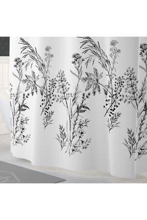 PRADO Funda Banyo Perdesi + Askı Hediyeli  123-200 cm