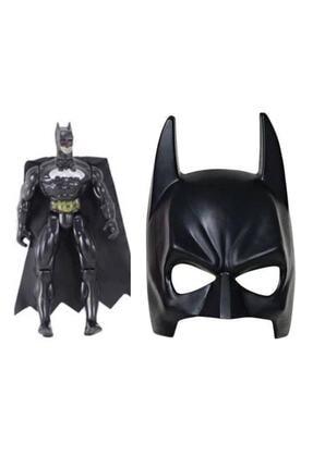Disney Batman Işıklı Batman Figür 22 Cm Ve Batman Maske