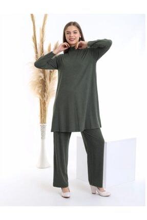 Mankens Fashion Basic Büyük Beden Tunik