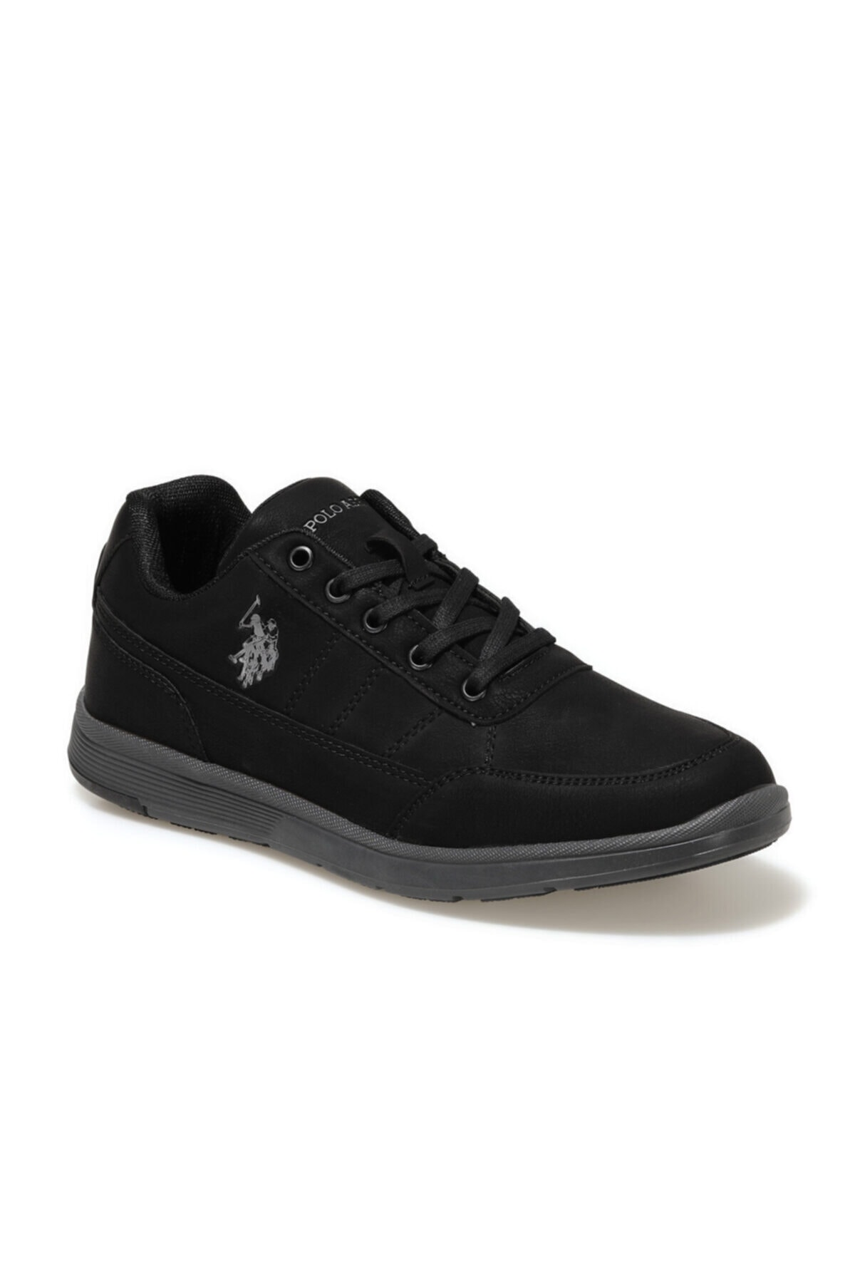 U.S. Polo Assn. LION Siyah Erkek Ayakkabı 100550085 1