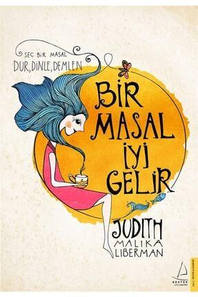 Destek Yayınları Bir Masal Iyi Gelir - Judith Malika Liberman 9786053119739