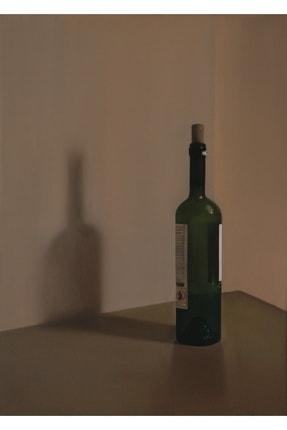 """artoloji Muaz Özden - Object and Beyond"""", 2018, Tuval Üzerine Yağlı Boya, 70x100x2 cm"""