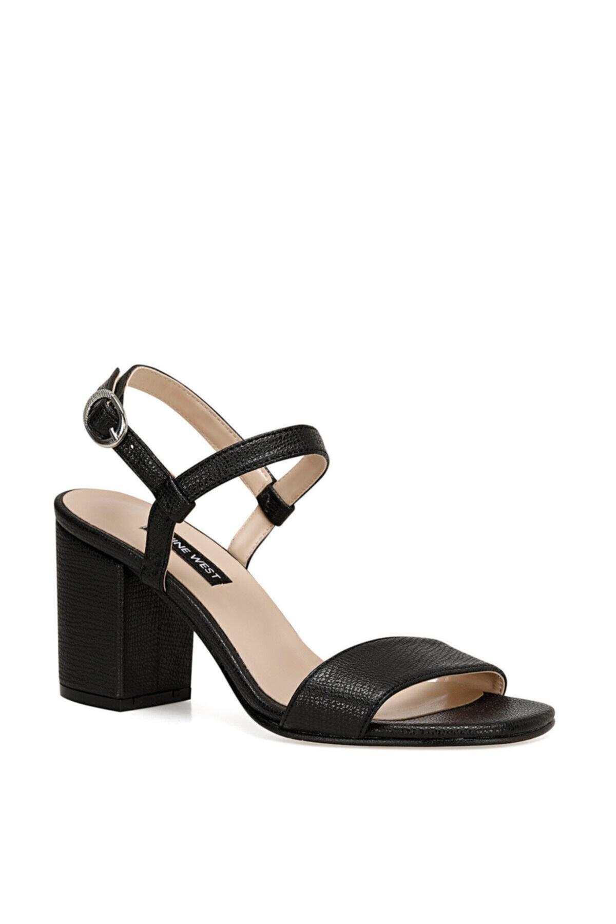 Nine West Ceva Siyah Kadın Sandalet 2