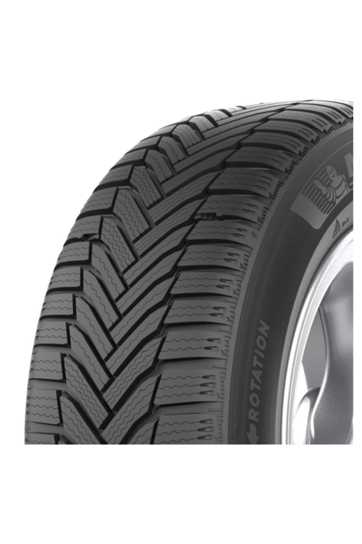 Michelin 195/65r15 91t Alpin 6 Mı Kış Lastiği (2020) 1