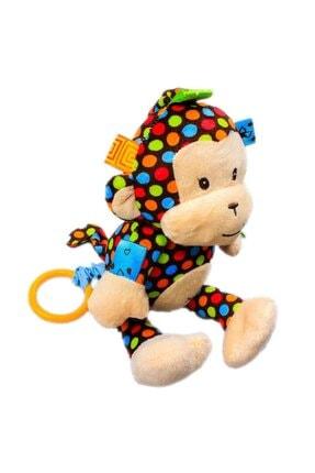 Sozzy Toys SozzyToys Renkli Maymunum