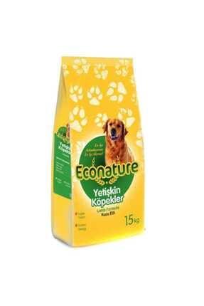Econature Eco Nature Kuzulu Yetişkin Köpek Maması 15kg