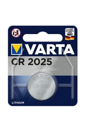 Varta Cr2025 3v Lityum Pil