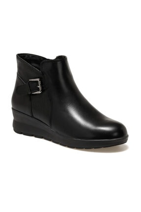 Polaris 161454.Z Siyah Kadın Comfort Ayakkabı 100548811