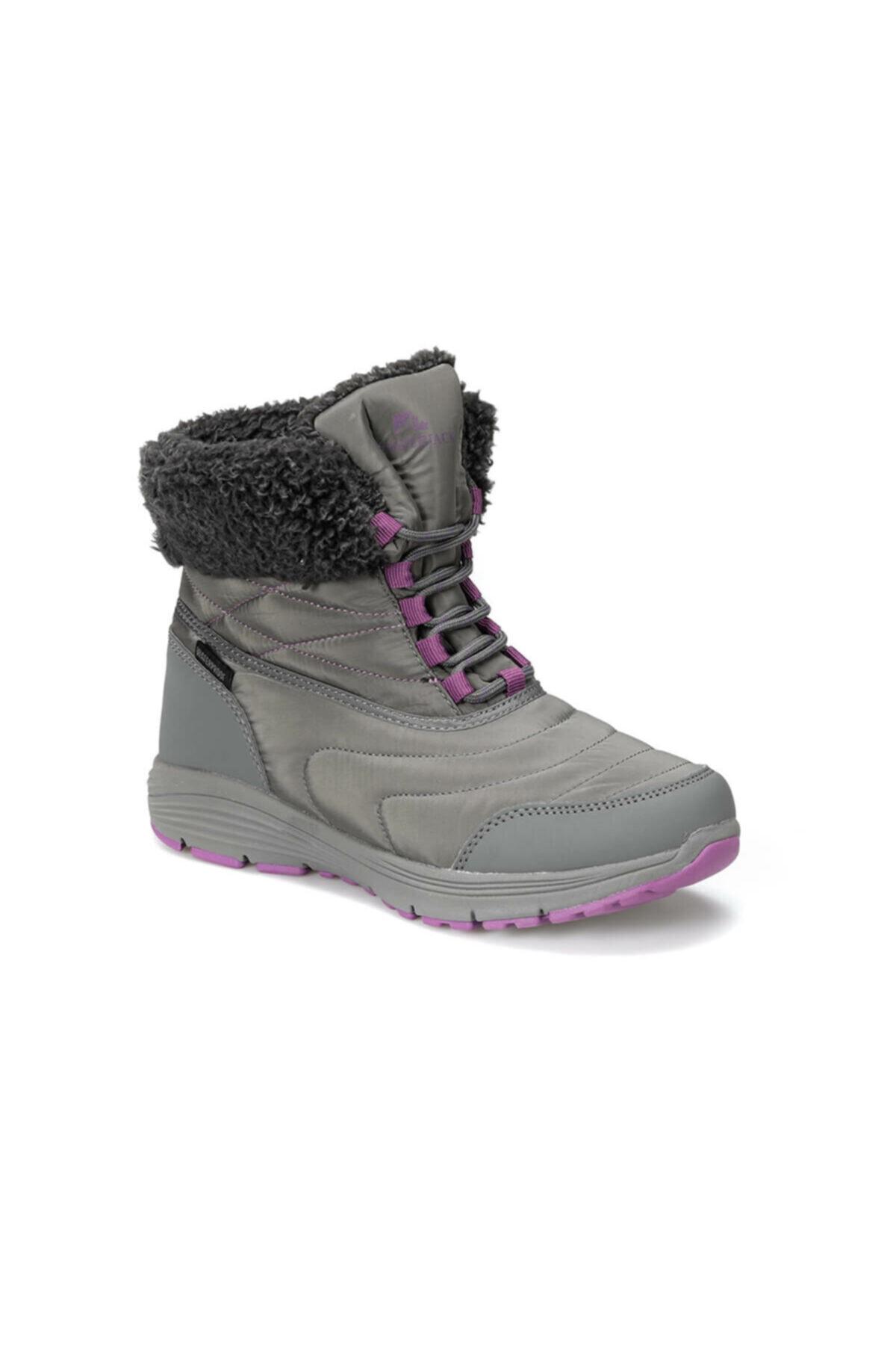 lumberjack 9w Frida 9pr Kadın Gri Outdoor Ayakkabı As00251539 1