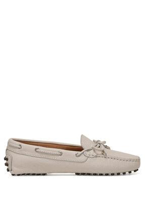 Nine West HOLT Beyaz Kadın Loafer Ayakkabı 100526083