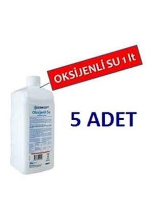 DERMOSEPT Oksijenli Su 5 Lt 5x1lt
