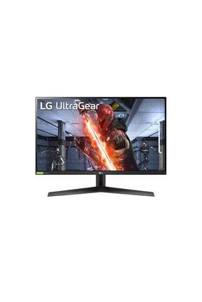 LG 27gn800-b Nvıdıa® G-sync® Uyumluluğuna Sahip 27'' Ultragear™ Qhd Ips 1 Ms (gtg) Oyun Monitörü