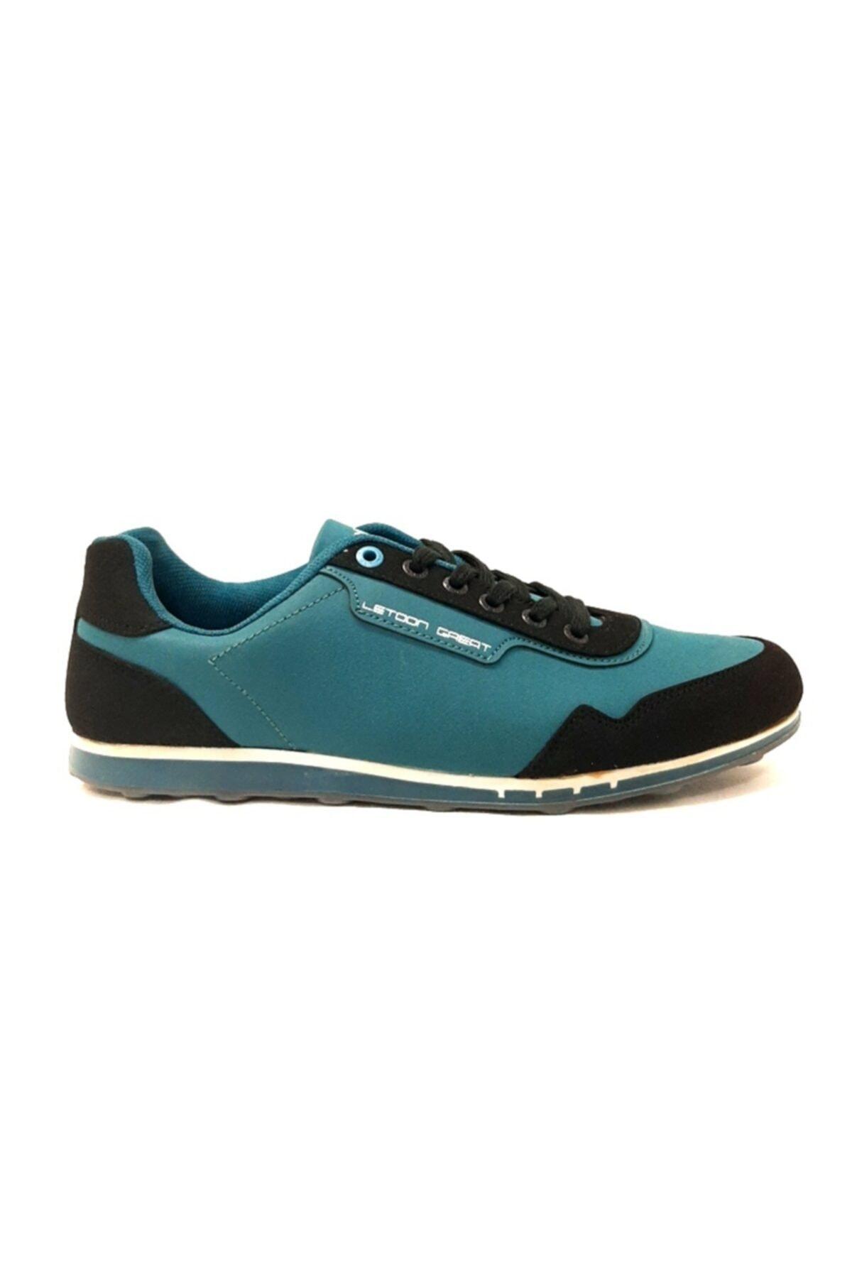LETOON Comfort Nubuk Erkek Spor Ayakkabı 1