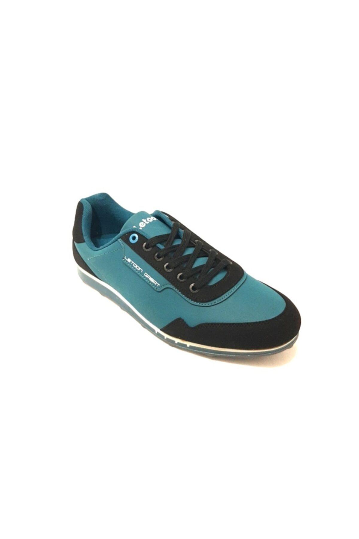 LETOON Comfort Nubuk Erkek Spor Ayakkabı 2