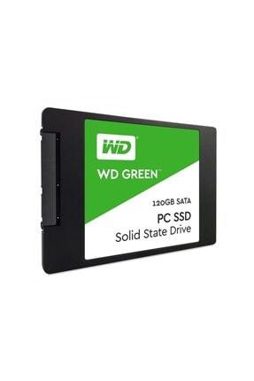 """WD Green 120 Gb Wds120g2g0a 2.5"""" Sata 3.0 Ssd"""
