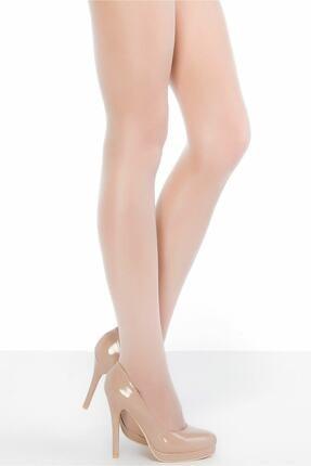 Penti Kadın Ekru Vanilya Fit 15 Denye Parlak Külotlu Çorap 6'lı Paket