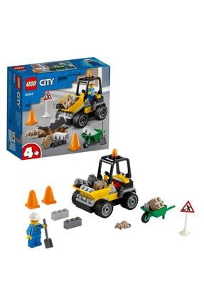 LEGO City Yol Çalışması Aracı 60284