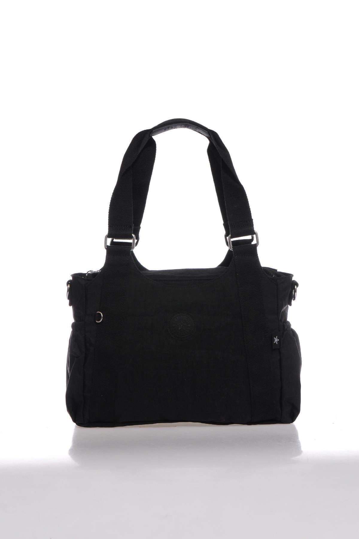 SMART BAGS Kadın Siyah Omuz Çantası Smbk1163-0001 1