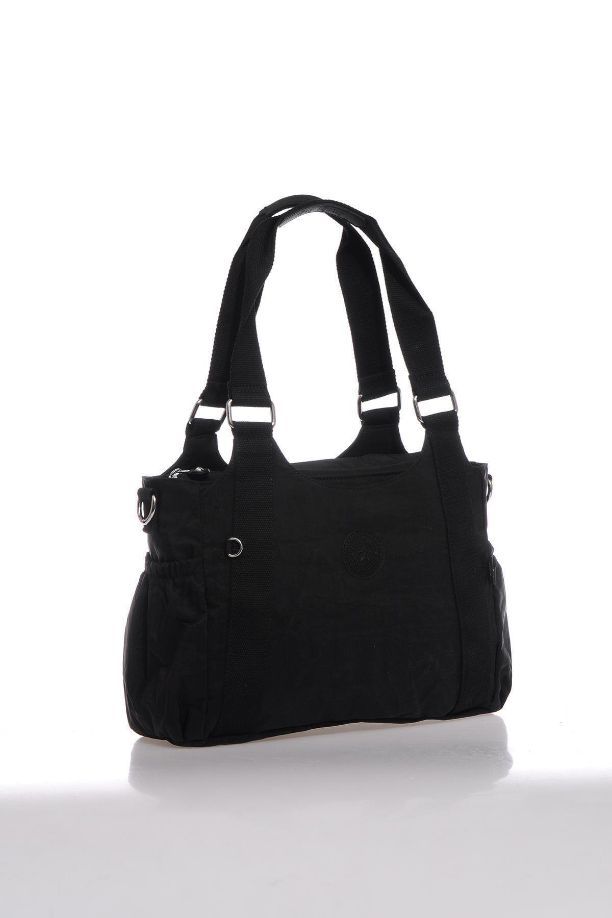 SMART BAGS Kadın Siyah Omuz Çantası Smbk1163-0001 2