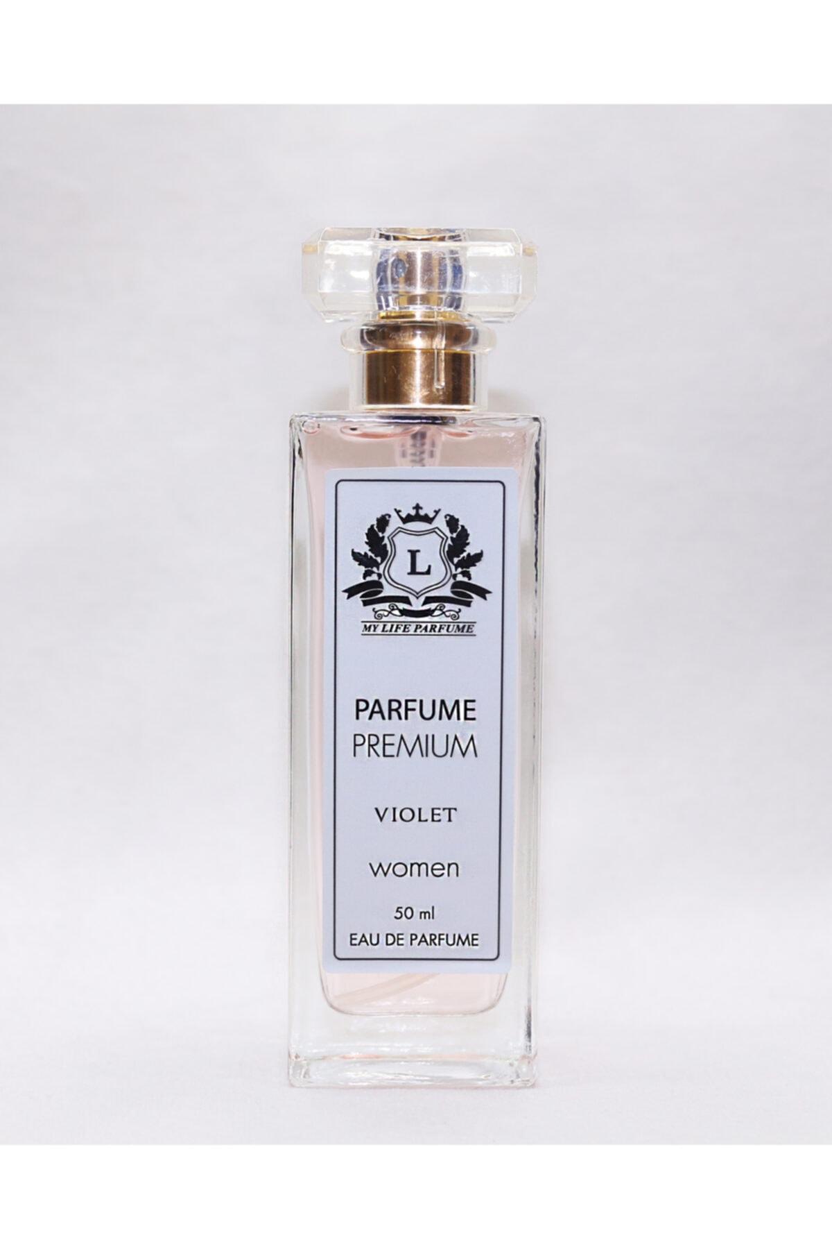 My Life Parfume Vıolet 50 ml Women Parfume 1