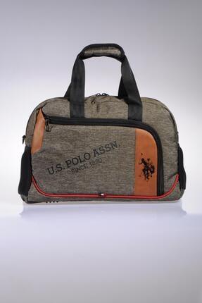 U.S. Polo Assn. Taba Unisex Spor Seyahat Çantası 8372-TB