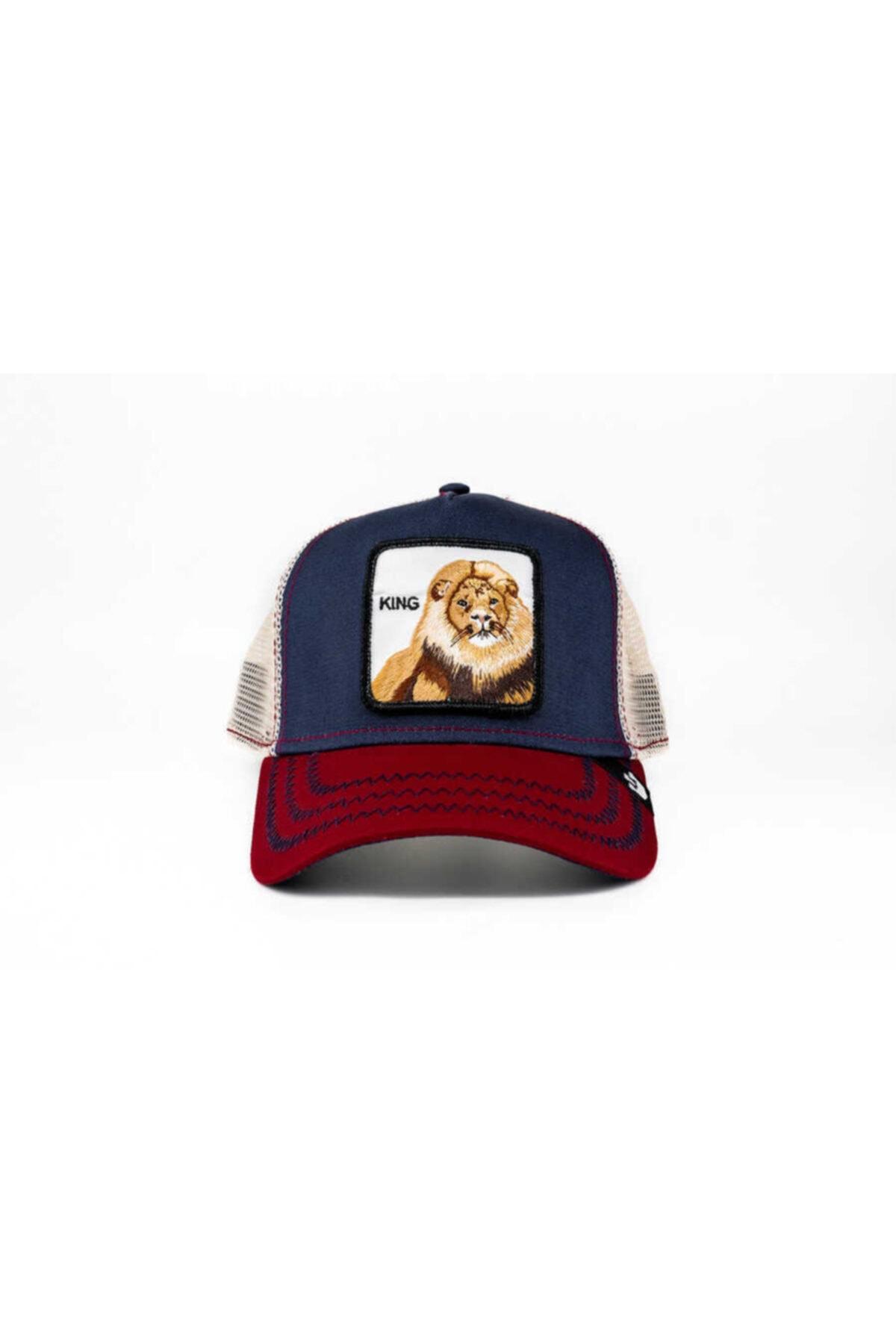 Goorin Bros Unisex Lacivert Big Rock Standart Şapka 101-0564 1