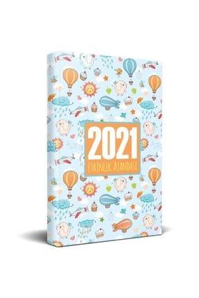 Halk Kitabevi Gökyüzü 2021 Akademik Ajandası