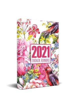Halk Kitabevi 2021 Akademik Ajandası - Gül Bahçesi