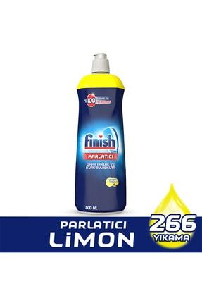 Finish Bulaşık Makinesi Parlatıcı 800 ml Limon