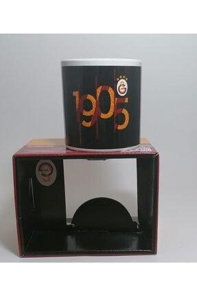 Galatasaray Lisanslı Seramik Kupası Sarı Kırmızı