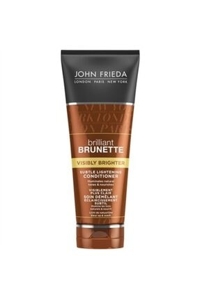 John Frieda Brillant Brunette Visibly Brighter Conditioner 250 Ml