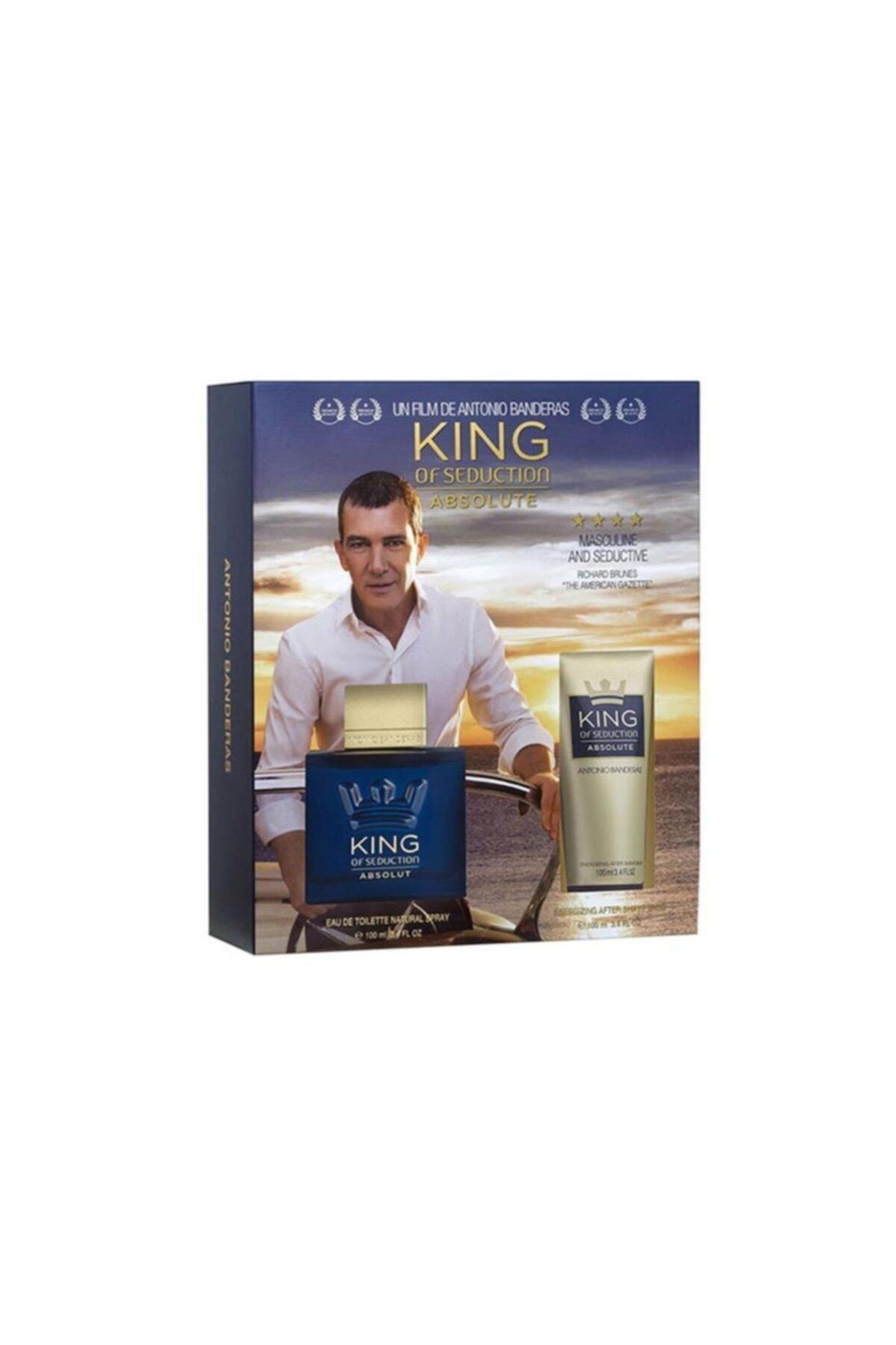 Antonio  Banderas Antonio Banderas King Of Seduction Absolute Edt 100 ml Set 1