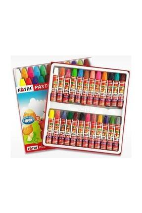 Fatih 24 Renk King Size Pastel Boya