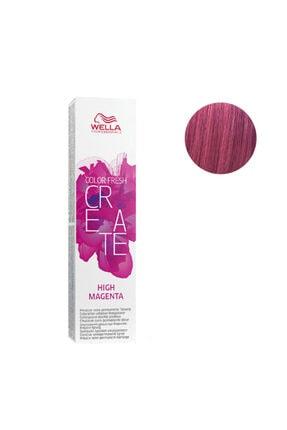 Wella Color Fresh Create Hıng Magenta