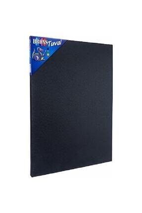 Brons Siyah Tuval 35x50 cm