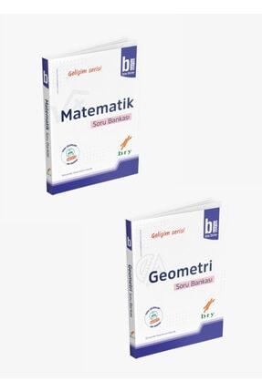 Birey Yayınları Bry B Matematik Geometri Soru Bankası Set