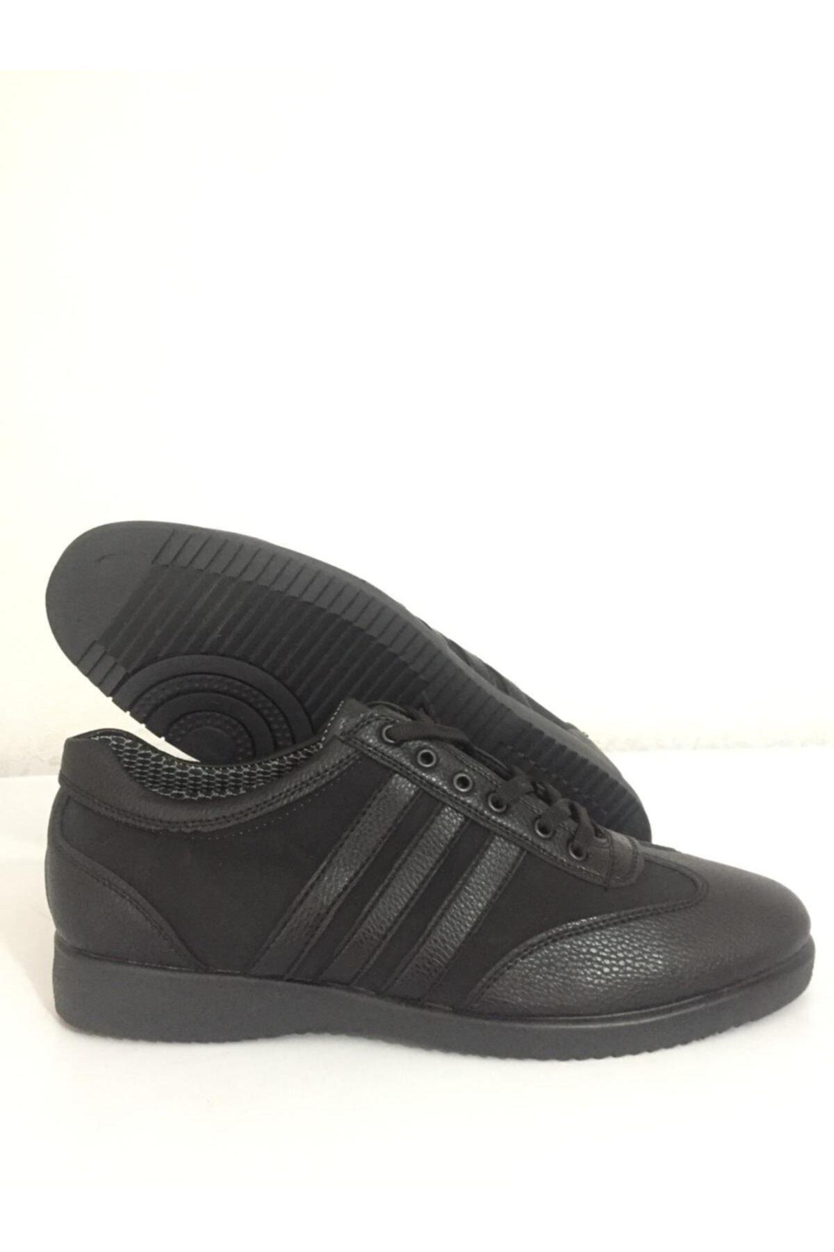 Mormo Erkek Siyah Outdoor Ayakkabı 1