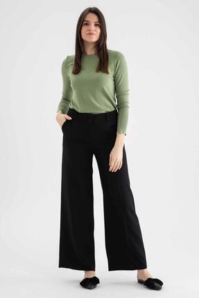 Sitare Kadın  Bol Paça Pantolon 21k5020
