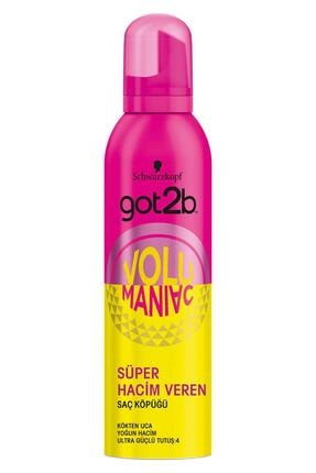 Got2B Volumanıac Köpük 250 ml