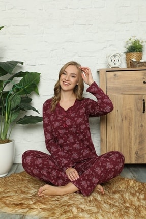 Manolya Kadın Pijama Takımı 7350