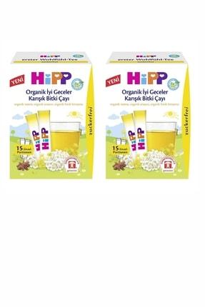 Hipp Organik Iyi Geceler Karışık Bitki Çayıx 2 Paket