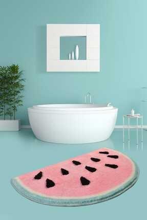 Chilai Home Karpuz 60x100 Cm Banyo Halısı
