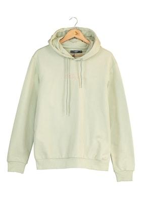 Koton Erkek A.Yeşil Sweatshirt 1YAM71596LK