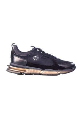 MARCOMEN Erkek Siyah Spor Ayakkabı