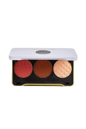 MAKEUP REVOLUTION Yüz Paleti - X Patricia Face Palette Medium