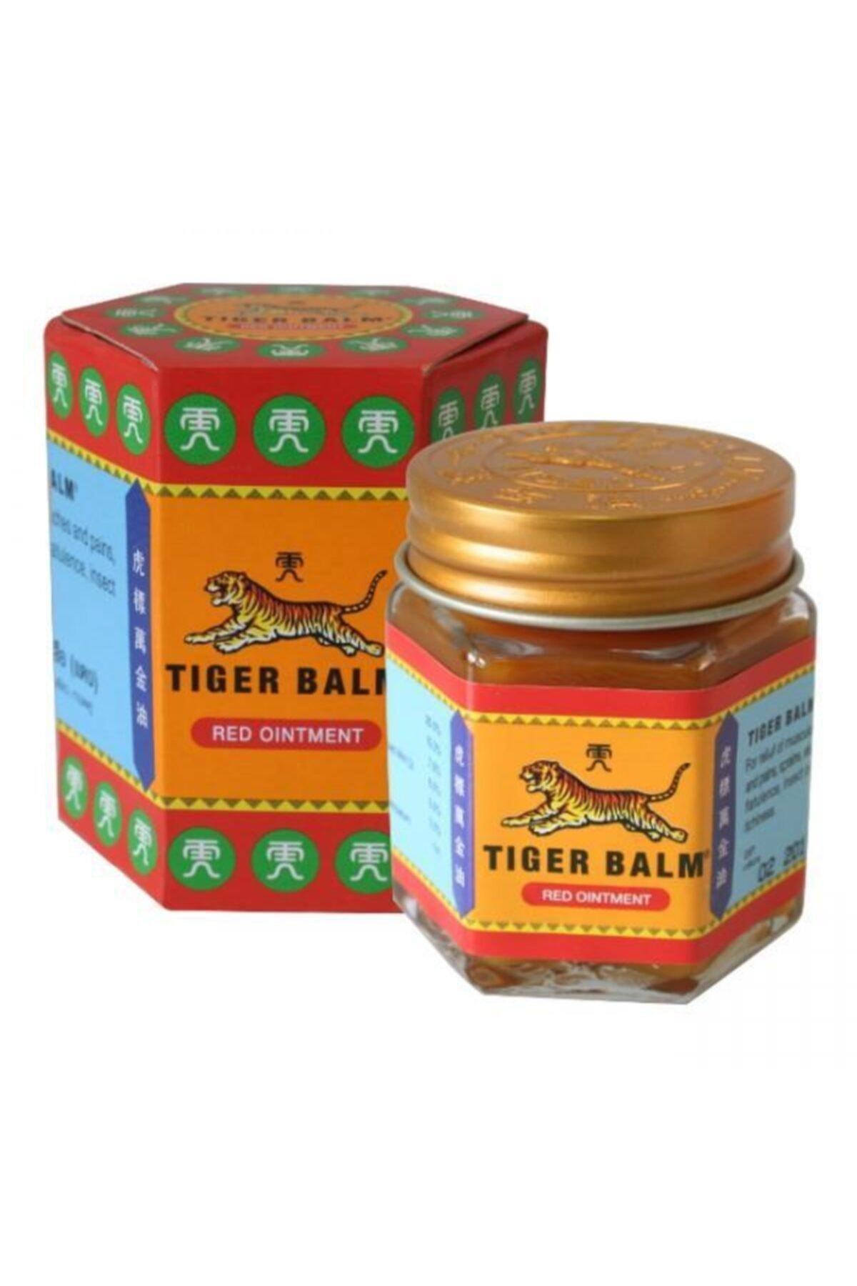 Tiger Balm Balsam Ağrı Giderici Kırmızı Krem 19.4gr 1